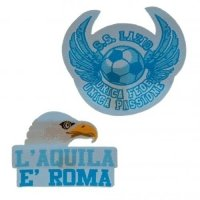 SS Lazio Twin Patch Set
