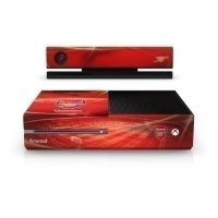 Arsenal FC Xbox One Console Skin