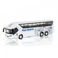 Real Madrid FC Team Bus