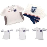 England F.A. Party Set