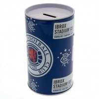 Rangers F.C. Money Tin