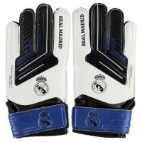 Real Madrid F.C. Goalkeeper Gloves Jnr