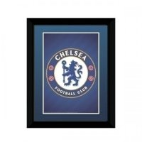 Chelsea F.C. Picture Crest 8 x 6