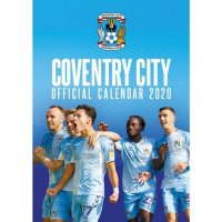 Coventry City FC Calendar 2020