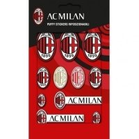 A.C. Milan Bubble Sticker Set
