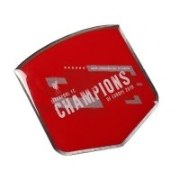 Liverpool F.C. Champions Of Europe Badge