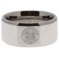 Celtic FC Band Ring Small