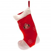 Sunderland A.F.C. Christmas Stocking
