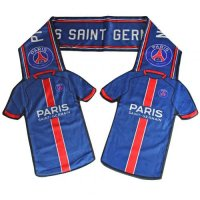Paris Saint Germain F.C. Shirt Scarf