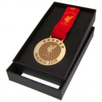 Liverpool FC Madrid 19 Replica Medal