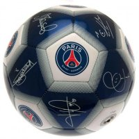 Paris Saint Germain F.C. Football Signature