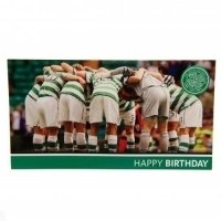 Celtic F.C. Birthday Card Huddle