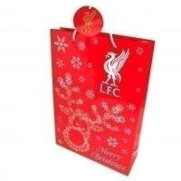 Liverpool F.C. Christmas Gift Bag Medium