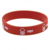 Nottingham Forest F.C. Silicone Wristband