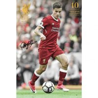 Liverpool F.C. Poster Coutinho 20