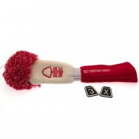 Nottingham Forest F.C. Headcover Pompom (Fairway)
