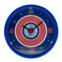 Rangers F.C. Wall Clock BE