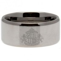 Sunderland A.F.C. Band Ring Medium