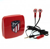 Atletico Madrid F.C. Earphones