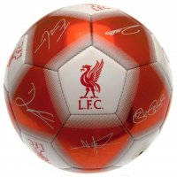 Liverpool F.C. Football Signature