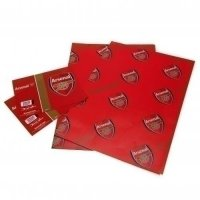 Arsenal F.C. Gift Wrap