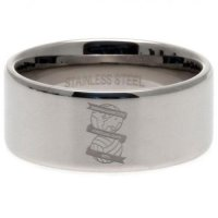 Birmingham City FC Band Ring Small