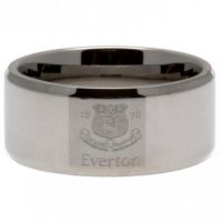 Everton F.C. Band Ring Small