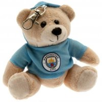 Manchester City F.C. Bag Buddy Bear