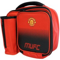 Manchester United FC Fade Lunch Bag