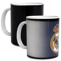 Real Madrid F.C. Heat Changing Mug GR