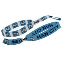 Manchester City F.C. Festival Wristbands