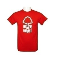 Nottingham Forest F.C. T Shirt Jnr XLB