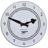 Arsenal F.C. Highbury Clock End Wall Clock
