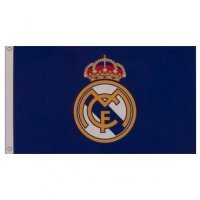 Real Madrid F.C. Flag CC
