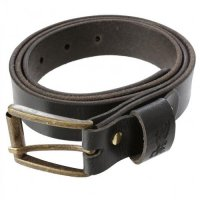 Liverpool F.C. Leather Belt Medium BK