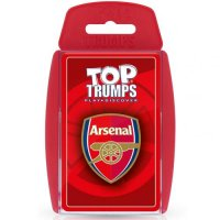 Arsenal FC Top Trumps