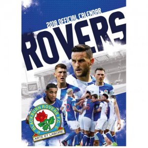 Blackburn Rovers F.C. Calendar 2018