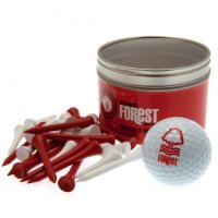 Nottingham Forest F.C. Ball & Tee Set