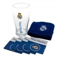 Real Madrid F.C. Mini Bar Set