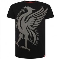 Liverpool F.C. Liverbird T Shirt Mens S