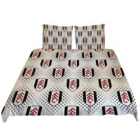 Fulham F.C. Double Duvet Set