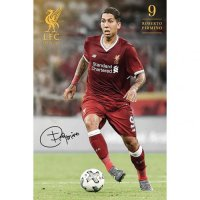 Liverpool F.C. Poster Firmino 53