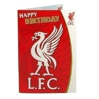 Liverpool F.C. Musical Birthday Card