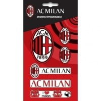 A.C. Milan Sticker Set