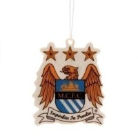 Manchester City F.C. Air Freshener EC
