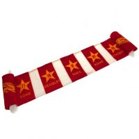 Liverpool F.C. Scarf European Cup Winners