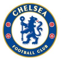 Chelsea F.C. Large Crest Sticker