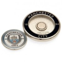 Manchester City F.C. Ball Marker Duo