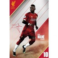 Liverpool FC Poster Mane 20