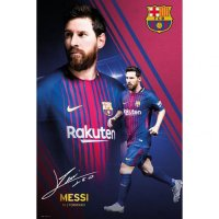 F.C. Barcelona Poster Messi 49